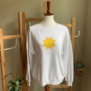 Wildfox sunny disposition sweatshirt